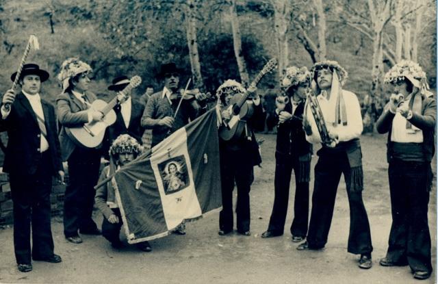 Panda de Jotrón y Lomillas, con Salvador Padilla (1976)