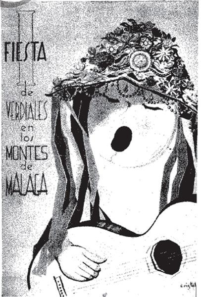 1961 Primera Fiesta Mayor - Anuncio en ABC
