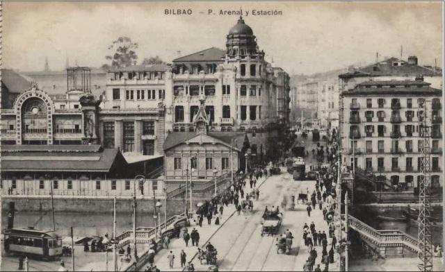 Estación de Portugalete en Bilbao 3