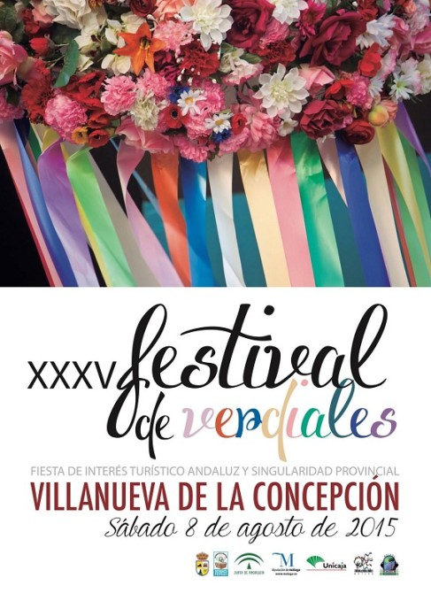 2015_08_08 Festival Villanueva de la Concepcion - Cartel